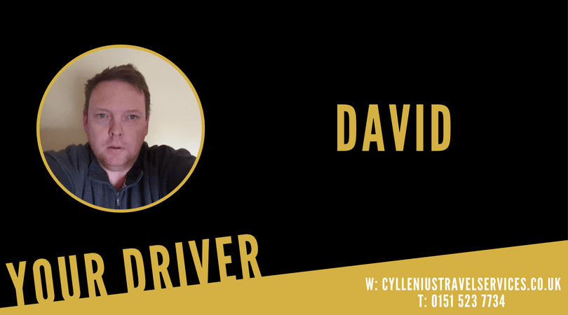 David - reliable airport transfer