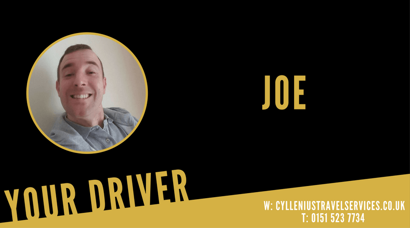 Joe - reliable airport transfer