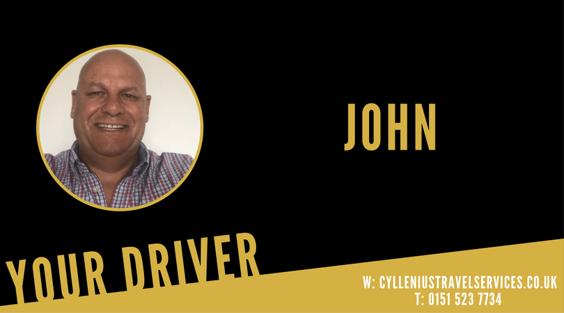 John#2 - reliable airport transfer