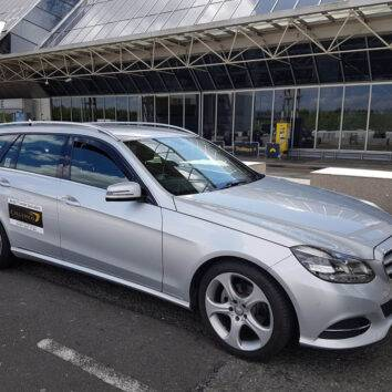 Professional chauffeur services Liverpool and Manchester
