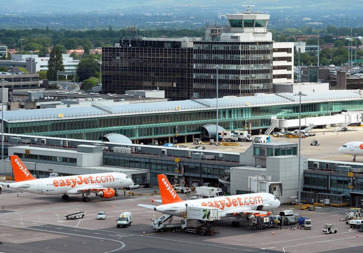 Airport Transfers Liverpool To Manchester Cyllenius Travel Services