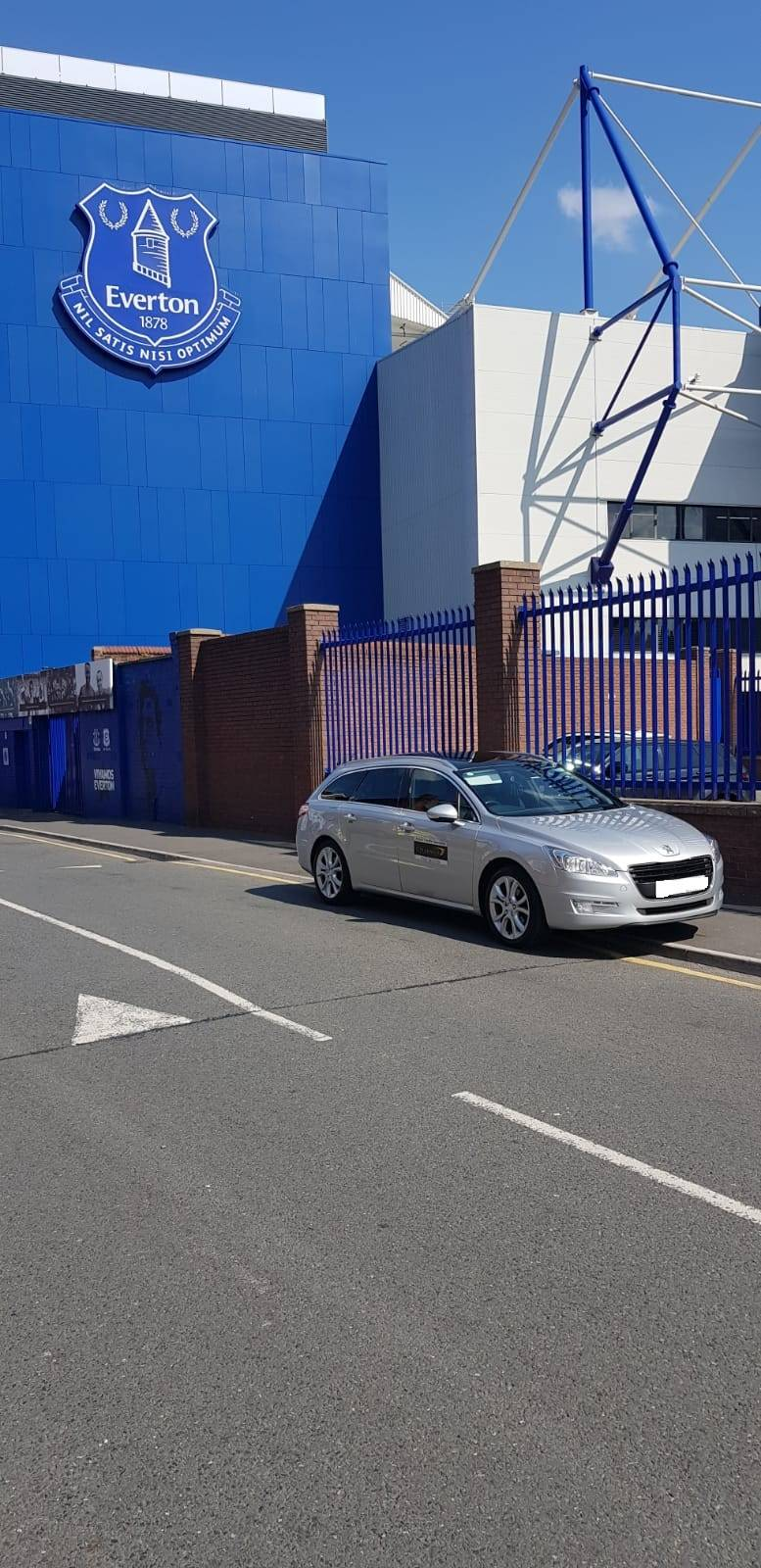 Transfers to Goodison Park - Everton FC - Cyllenius Travel
