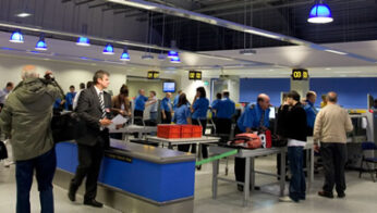 Does Manchester Airport really have the longest security queues in the UK?